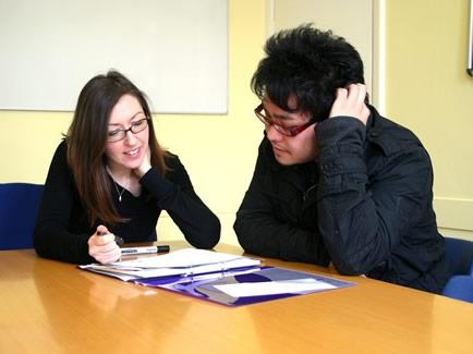 Individual English Lessons