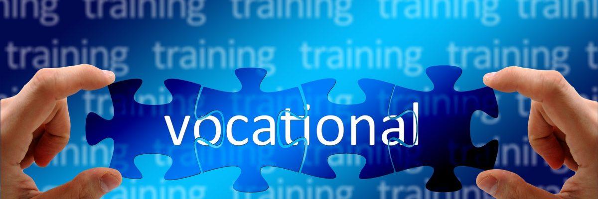 Vocationaltrainingon the job